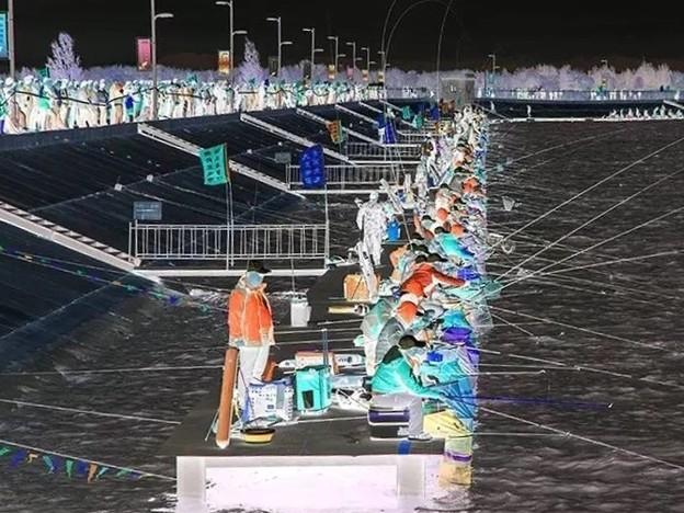 2016年北屯市釣り大会