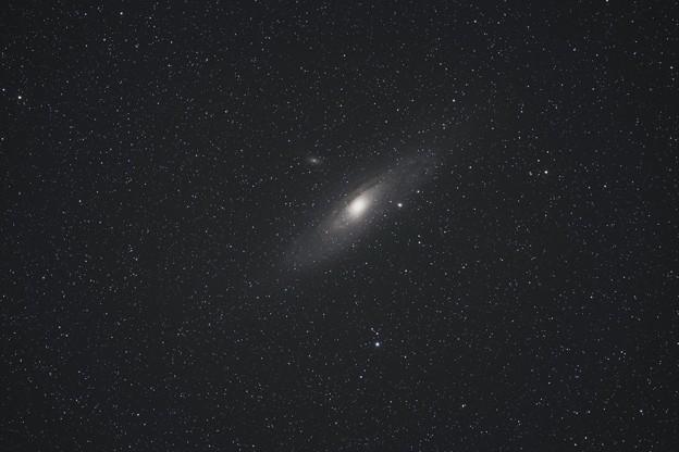 アンドロメダ銀河 280811