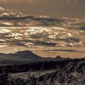 Photos: お題 「山々」