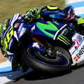 写真: #46 バレンティーノ・ロッシ選手 Movistar Yamaha MotoGP