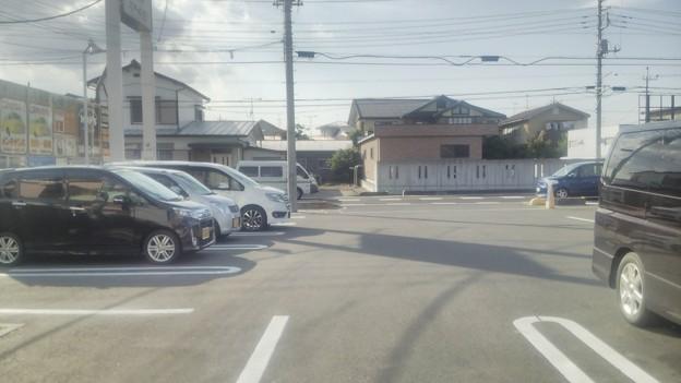 【6月10日は松伏町などへ9】駐車場