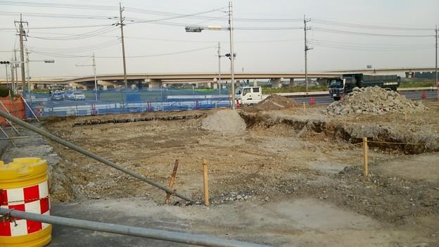 2014年10月27日の画像2 工事現場