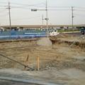 Photos: 2014年10月27日の画像2 工事現場