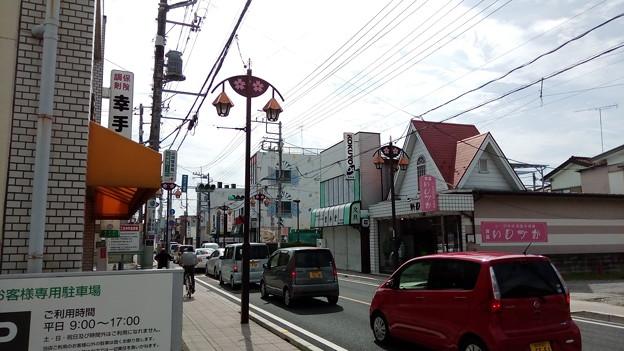 Photos: 【幸手や五霞へ行ったよ5】銀行からの景色