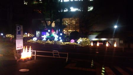 東京タワーにて3(2016/12/15)