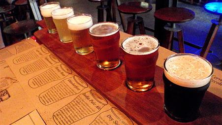 ビールを飲み比べ2