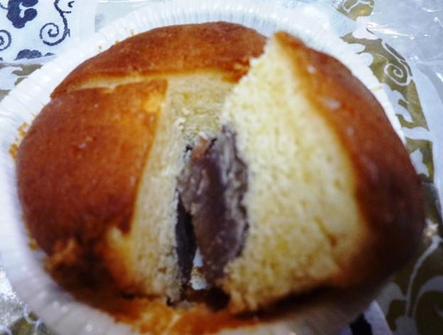 栗のカップケーキ8