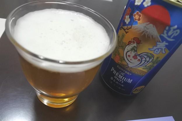 プレミアムモルツ*2017干支缶