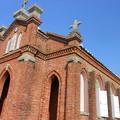 五島列島巡礼の旅*無人島・野崎島にある旧野首教会2