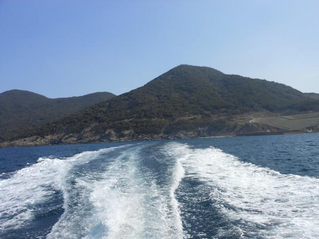 五島列島巡礼の旅*無人島・野崎島2