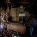 写真: 機械室