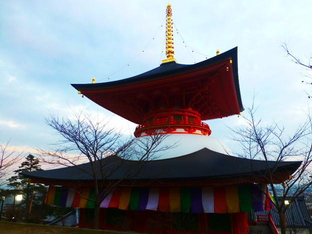 中山寺 萬霊塔