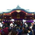 写真: 西宮神社 拝殿