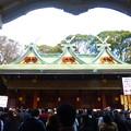 写真: 西宮神社 本殿