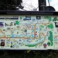 Photos: 宮ノ下散策MAP