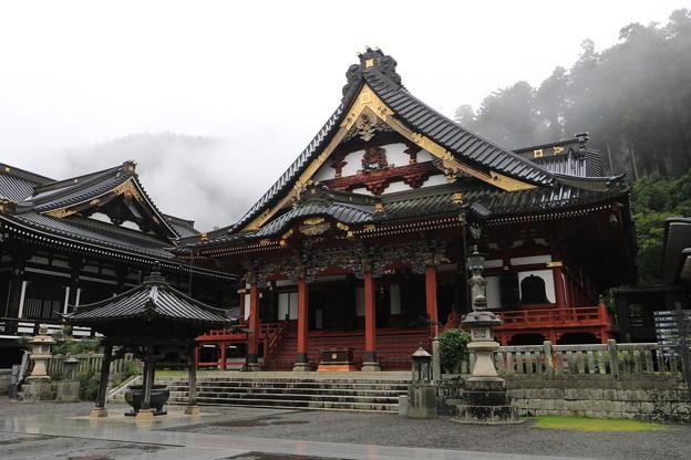 Photos: 身延山久遠寺 祖師堂