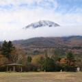 二合目からの富士