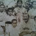 写真: 家族の肖像