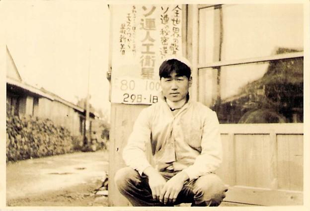 Photos: 鹿児島のおじさん