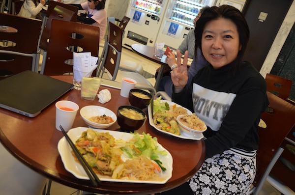 野菜もたっぷり摂れるホテルの朝食は健康と体力の維持にプラス