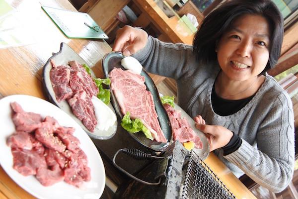 とてもクオリティーが高くて美味しいお肉