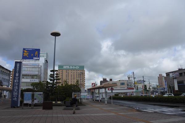 仙台(古川)のお客様のところへお仕事に向かいました