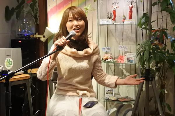 筋ジストロフィーと闘い歌う 小沢綾子さん