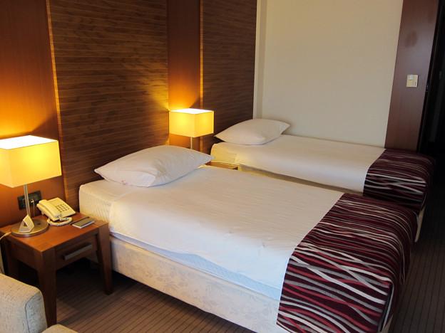 Photos: 最後は最高のホテル!