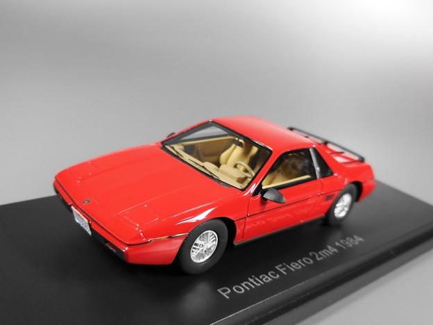 Pontiac Fiero 2M4 1984