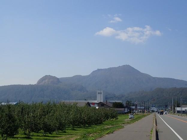 写真: 28 SW 北海道 有珠山&昭和新山