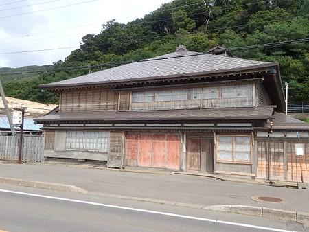 28 SW 北海道 寿都町 旧鰊御殿