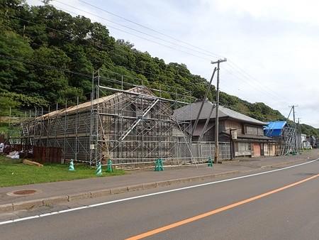 北海道 寿都町 鰊御殿 旧橋本家