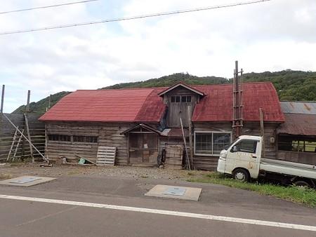 28 SW 北海道 島牧村 民家
