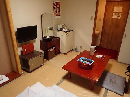 28 SW 北海道 長万部温泉 ホテル四国屋 2