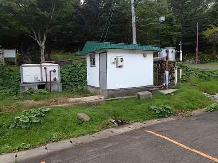 28 SW 北海道 カルルス温泉 町並み 2