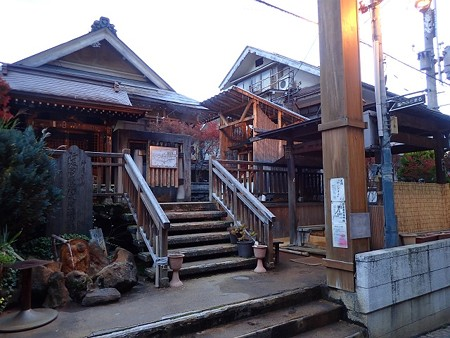 28 11 長野 渋温泉 町並み 11