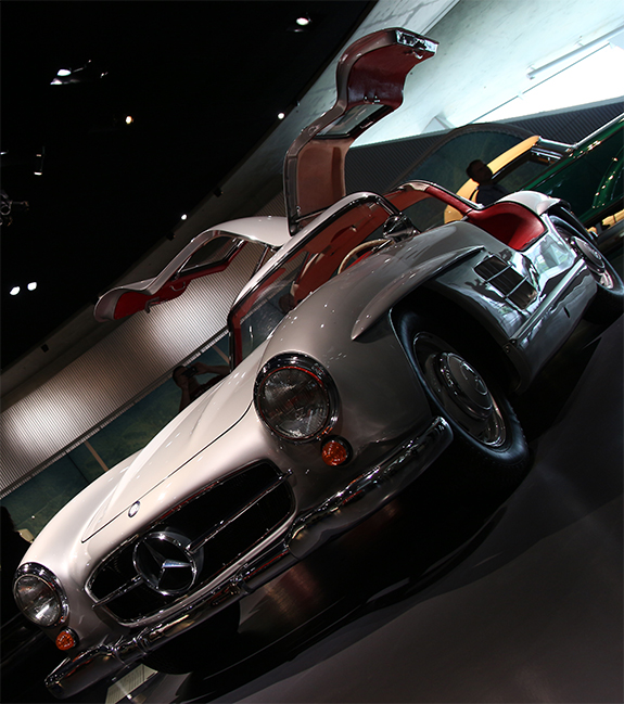 Mercedes-Benz 300SL Coupe (W198) 1955 メルセデス・ベンツ クーペ