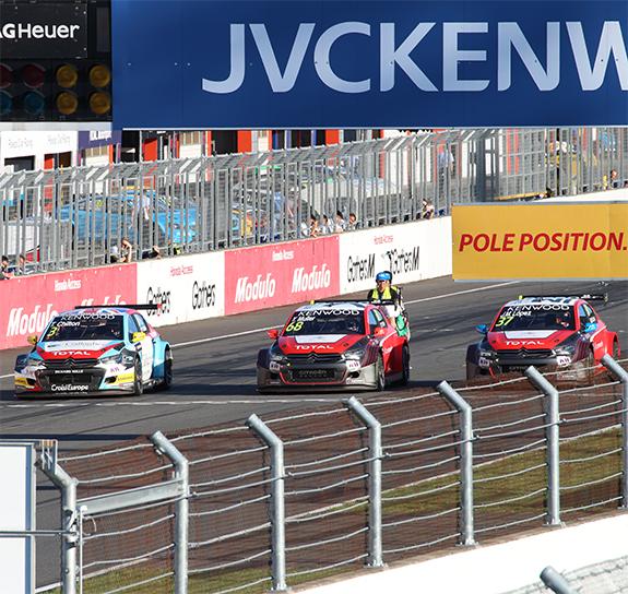 セバスティアン・ローブ・レーシング Sébastien Loeb Racing シトロエン CエリーゼWTCC(Citroen C-Elysee WTCC) トム・チルトン MAC3