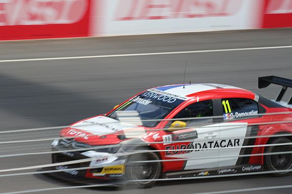セバスティアン・ローブ・レーシング Sébastien Loeb Racing シトロエン CエリーゼWTCC(Citroen C-Elysee WTCC) メフディ・ベナーニ