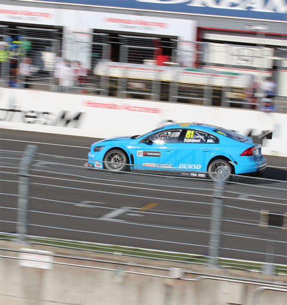 ポールスター・シアン・レーシング   (Polestar Cyan Racing ) ボルボ・S60・ポールスターTC1(Volvo S60 Polestar TC1) WTCC ネストール・ジロラミ(Nestorl  Girolami)