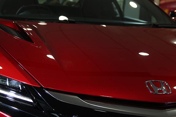 ホンダ Honda NSX 2016 東京駅