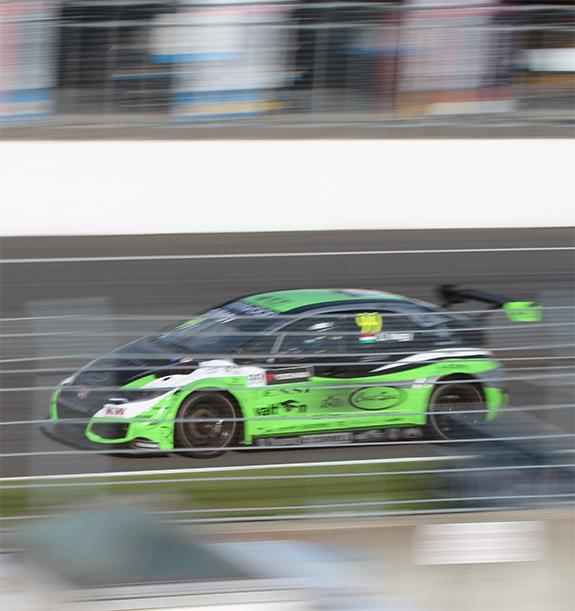 ゼングー・モータースポーツ(Zengo Motorsport) ホンダ・シビック・WTCC(Honda Civic WTCC) ダニエル・ナジー(Daniel Nagy)