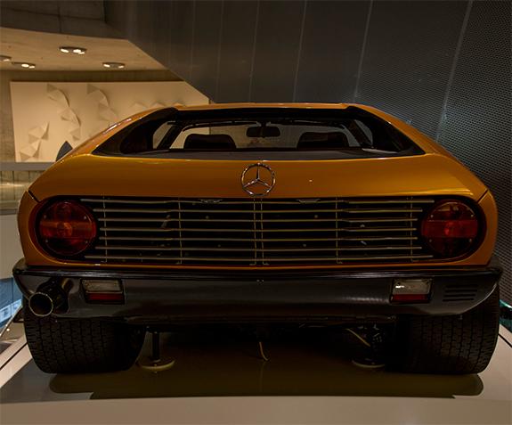 Mercedes-Benz C111 Concept 1970 メルセデス・ベンツ コンセプトカー