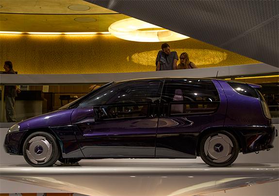 Mercedes-Benz F100 Concept 1991 メルセデス・ベンツ コンセプトカー
