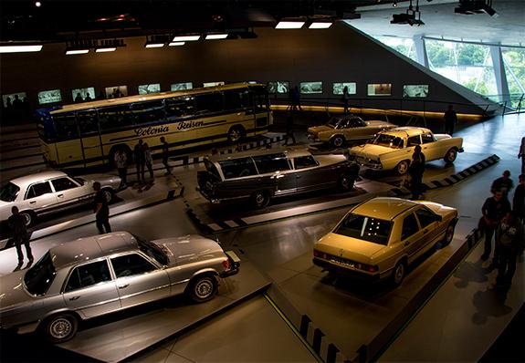 メルセデス・ベンツ博物館