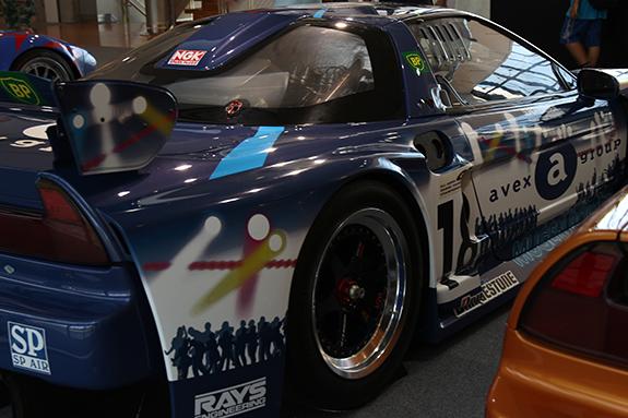 ホンダ・エイベックス・無限・NSX(Honda AVEX Mugen NSX) 1997
