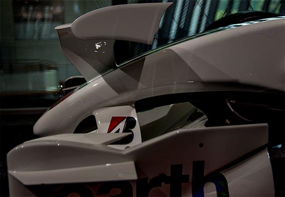 ホンダ RA108 (Honda RA108) 2008