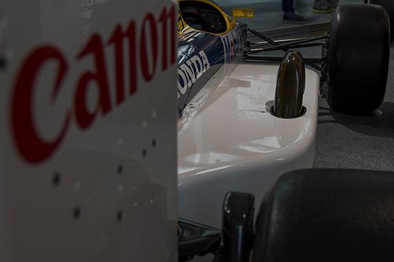 ウイリアムズ・ホンダ FW11 (Williams Honda FW11) 1986