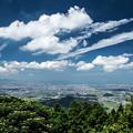 米の山展望♪