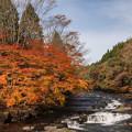 写真: 秋の遊水峡♪3